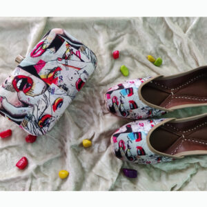 Modern Photography Print Combo of Jutti and Clutch - The Brand Barrel